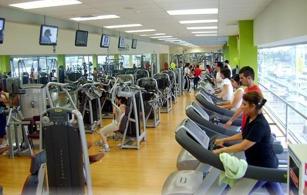 El gran prop sito cuando termine el verano me apunto al for Gimnasio el gym