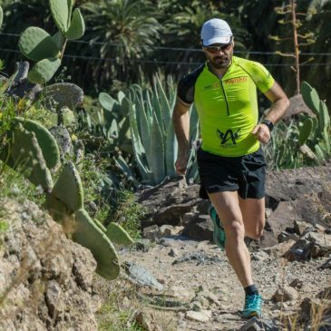 Asalto a la Transgrancanaria: Planificación nutricional del corredor de trail