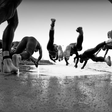 La fuerza del triatlón