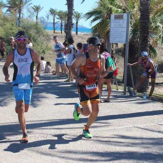 Triatlón: Como mejorar la carrera a pie