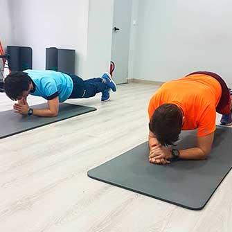 Dolor lumbar y entrenamiento del core