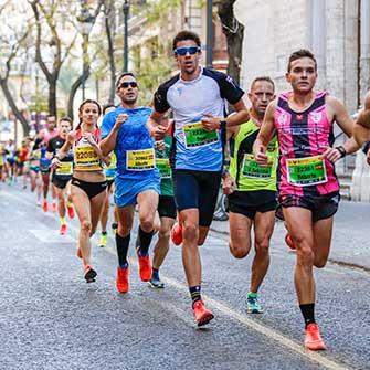 Plan de entrenamiento para asaltar el Maratón Valencia