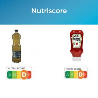 Nutriscore, la nueva medida de sanidad para etiquetar los alimentos