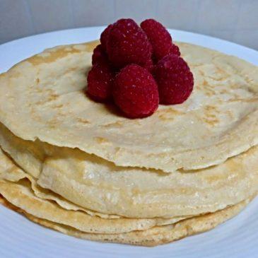 Receta – Tortitas de avena