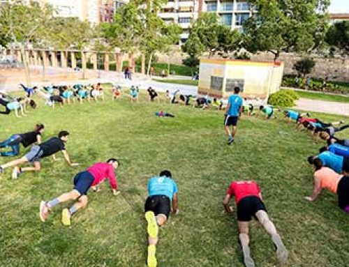 Nace Sanus Workout, entrenamiento funcional al aire libre