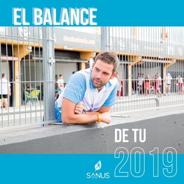 Tu balance de 2019