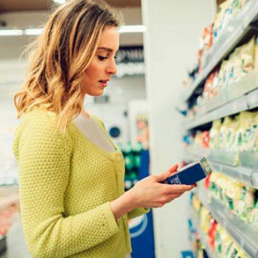 Cómo interpretar las etiquetas de un alimento