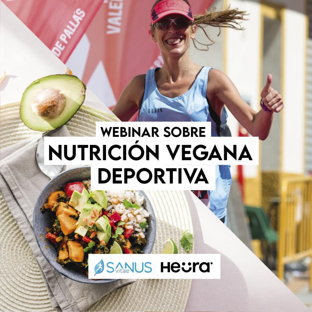 webinar nutrición vegana