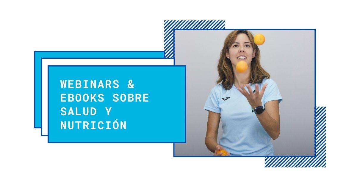 ebooks y webinars gratis sobre salud física y nutricion