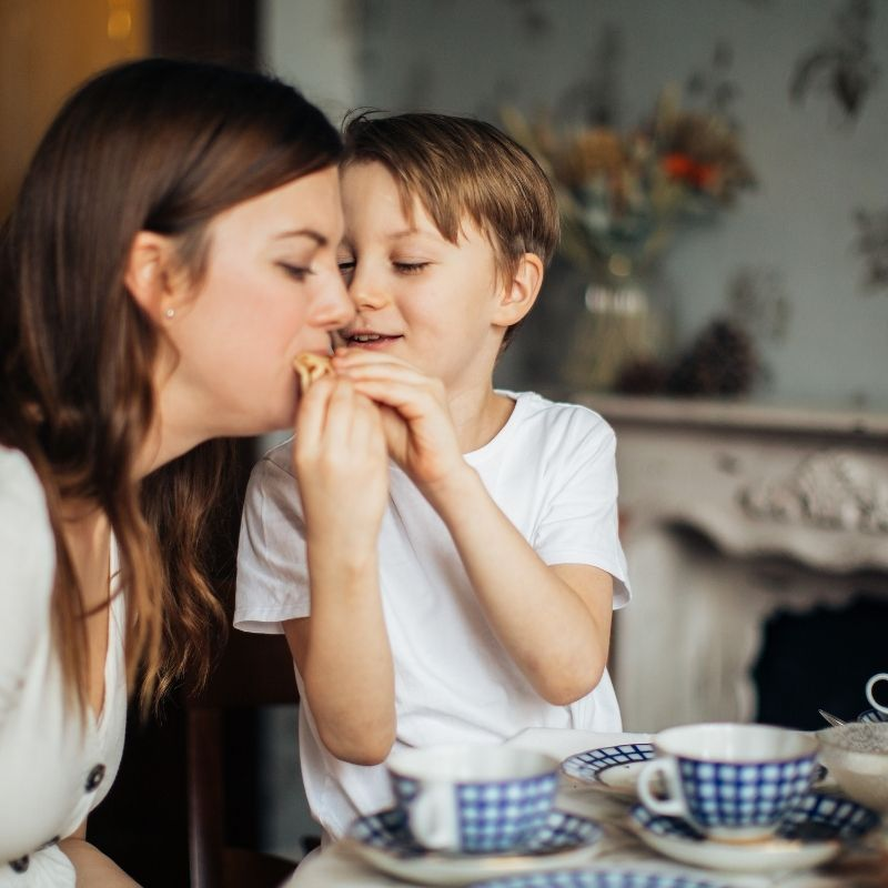 Webinar nutrición infantil