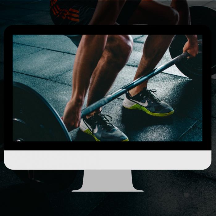 Sanus Virtual entrenamiento desde casa