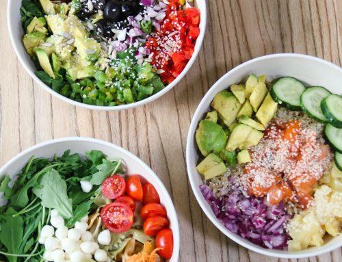 Alimentación saludable fuera de casa, sí se puede
