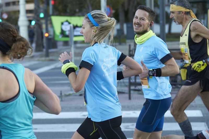entrenar una maraton 2021 valencia