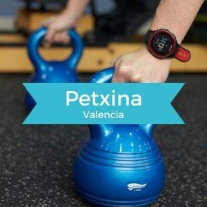 Centro de entrenamiento en Petxina