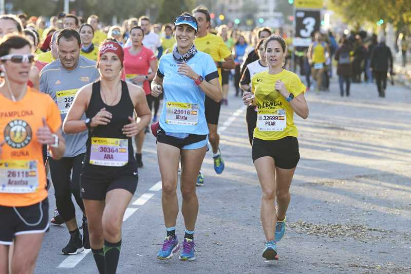 Maraton valencia 2021